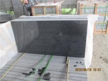 China natural stone dark grey granite G654
