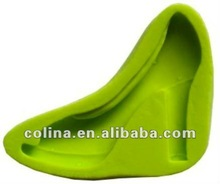 High-heeled shoe shape fondant push mold,Cake decoration mould
