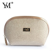 2015 promotional Shiny polyester wholesale modella cosmetic bag from factory