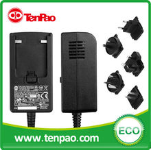 Multi 12W Plug-In Switching-Mode Power Adapter