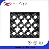High precession Smart multiplayer TV circuit boards blank pcb
