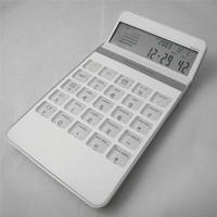 multifunctional Desktop world time calendar alarm clock calculator