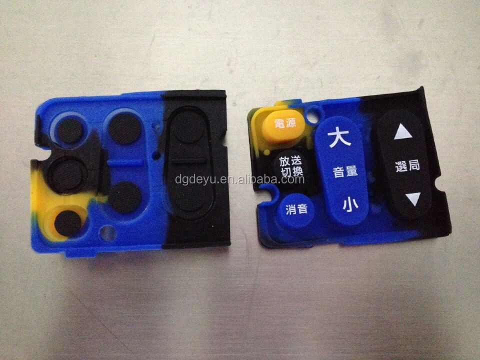 Rubber Silicon Gifts, OEM Customized Silicon toys, keyboard phone case bracelets bags