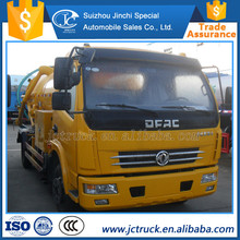 Popular model 8 cubic meter jet vacuum trucks for sale