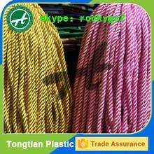 Wholesale pp braid water ski rope