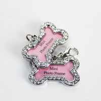 Dog Custom identity card anti lost pet dog cat dog tag listing lettering cat jewelry