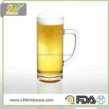 Cheap PC glass beer mug plastic tankard