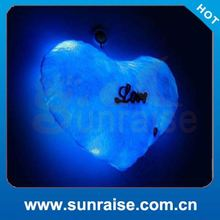 Good Quality bright color pillows Made in China