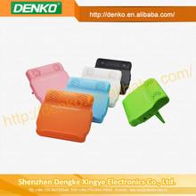 hot sell 2015 new products Denko Tablet Amplifier Speaker Case