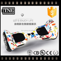 TNE 18 months Warranty OEM factory Stable Ride Self Balancing Scooter Two Wheel For Recreation / Leisure