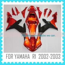 For YAMAHA R1 2002 2003 Custom Fairing Body Kit Quality ABS