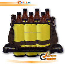 high quality eco-friendly neoprene beer can wine bottle cooler