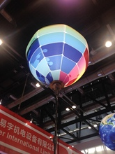 led balloon,cheap inflatable led balloon light, led party balloon