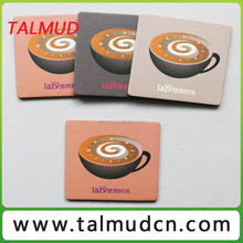 Eco-friendly hot new popular items paper cardboard coaster