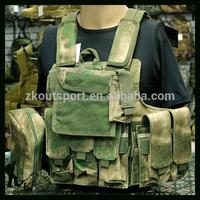 USMC Tactical Military Combat Vestal. Fully loaded
