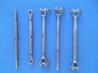 stainless steel marine hardware accessories turnbuckle body made in china