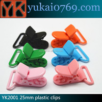 colored plastic clips for vertical blinds, Suspender Clips with Gripping Teeth ,plastic dummy clip