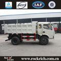 Sitom 8t 4X2 de China Fabricación Camión volquete Precio