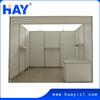 3*3*2.5mm stadnard shell scheme exhibition stand