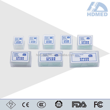 Medical Prepared Rectangle Microscope Coverglass