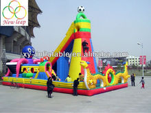 2012 inflatable climbing castle