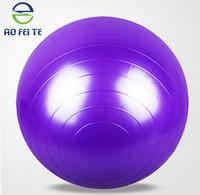 Cheap gymnastics equipment for sale gym ball chair massage ball with mat