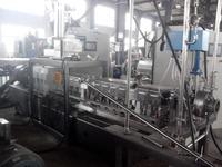 PE/PP/PA/ABS+Pigment Color Masterbatch Compounding Pelletizing Double Screw Extrusion Machine