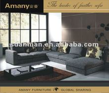 Casual high quality living room furniture sofa(A9619)