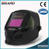 Riland Solar Power Sensitivity Control welding face mask Side Window Auto Darkening welding machine helmet