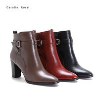 2016 innovative shoes upscale designer women high heel latex boots