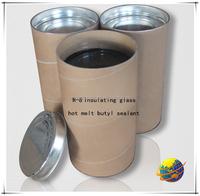 Glazing use hot melt butyl sealant rubber butyl sealant