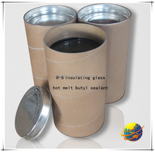Glazing use hot melt butyl sealant rubber butyl sealant