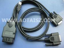 OBDII Car diagnostic OBD to DB Cable