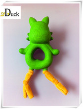 Eco-Friendly Feature and Pet Toys Type Cat dog pet toy with rope