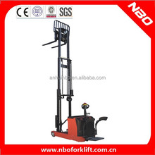 NBO 1.3 ton electric reach truck price as good as toyota reach truck for sale