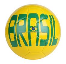 Brasil world cup replica size 5 soccer ball
