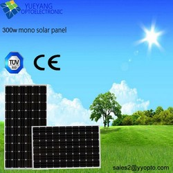 Good Price 36v Solar Panel 300w With Low Price And High Quality