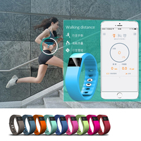 Incoming call/ message Smart android bluetooth wristband