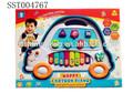 2015 bebê brinquedos, ensino aprendizagem piano brinquedos para as crianças