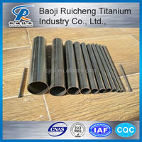 OD3-150mm astm b338 gr2 seamless titanium tube price per kg