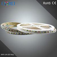 High brightness SMD 2835 led light swimming pool rope light