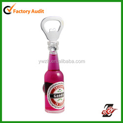 Top Quality Metal Bottle Opener & Fridge Magnet