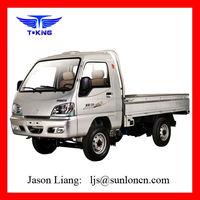 T-KING Truck 4x2 Diesel 0.5 Ton Mini Cargo Van