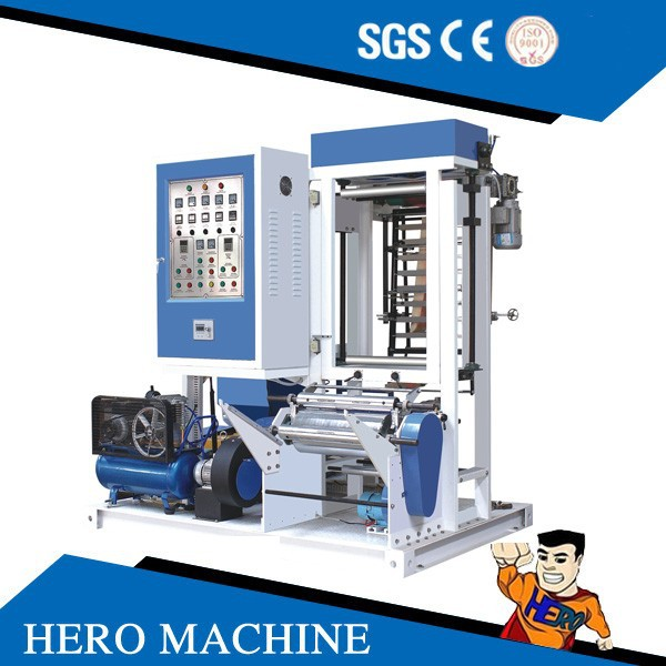 WENZHOU Plastic Film Blowing and Printing Machine