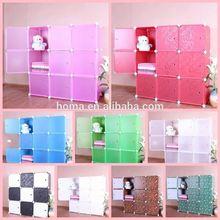 2014 nuevo estilo de yiwu comercial modelo en armarios de melamina