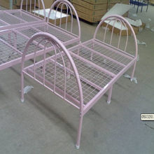 Designer best sell low cost metal single bed for sale