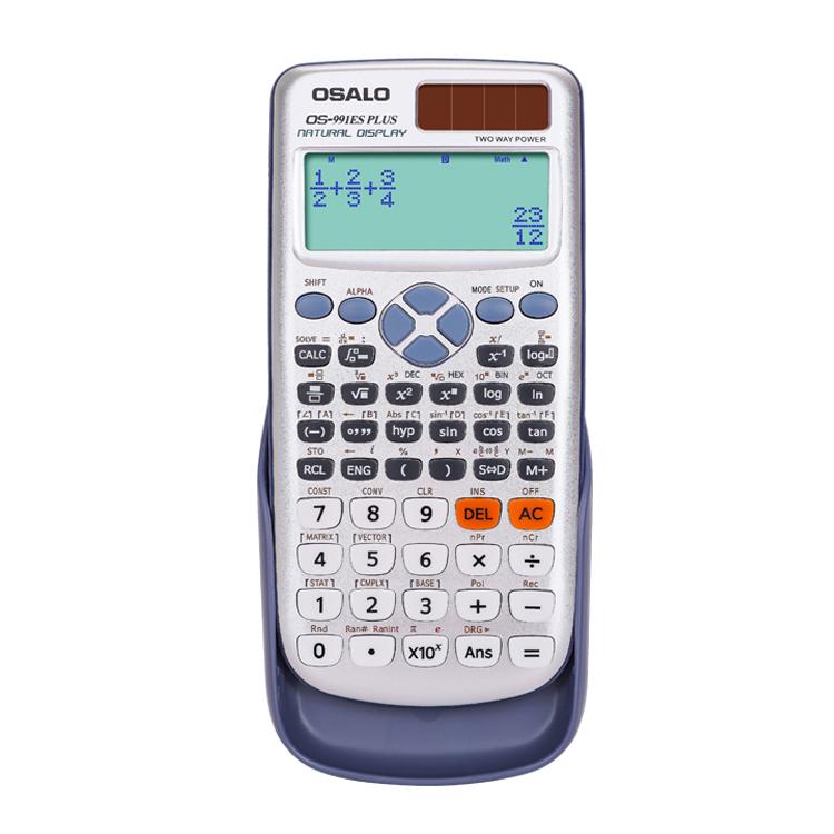 Оптовая продажа новых передовых Dual Power 417 функция <span class=keywords><strong>991ES</strong></span> Плюс Научный калькулятор для студентов