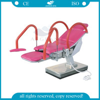 CE approved AG-S105C multi-function electric gynecology chair