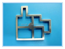 Shenzhen factory supply Custom Design Pressing Shield Can& Lamination