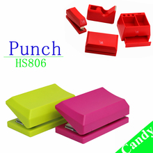 HOT!! hole punch for metal/custom shaped hole punches plastic hole punch